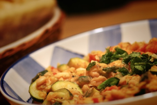Tuscan Vegetable Ragout