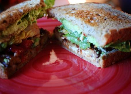 tempeh-lettuce-tomato-sandwich