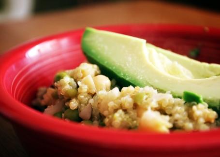 sunchoke quinoa